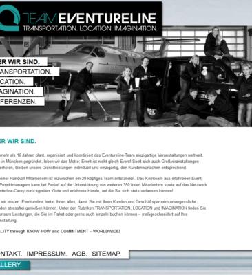 Eventureline GmbH: Projektmanagement Online Portal GoPro