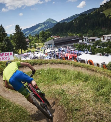 Messe Friedrichshafen: Eurobike Media Days 2015-2017